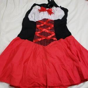 Little Red Riding Hood Halloween Costume XL